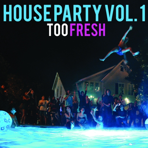 Too fresh music presents house party pack vol 1 free for Old school house music songs